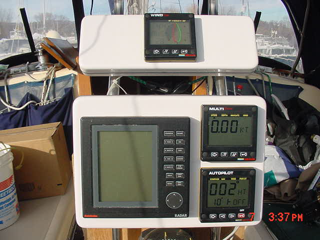 Helm Instruments and